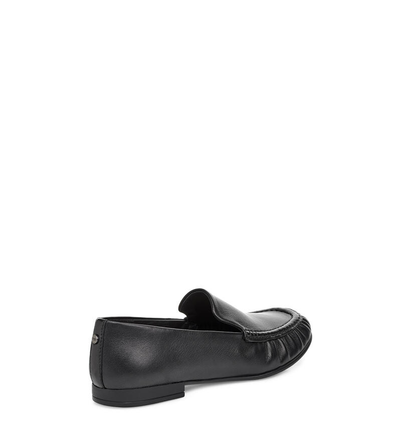 Vivian Leather Loafer