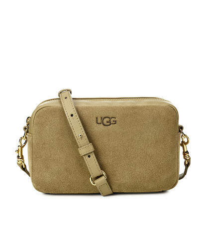 Janey Suede Crossbody Bag