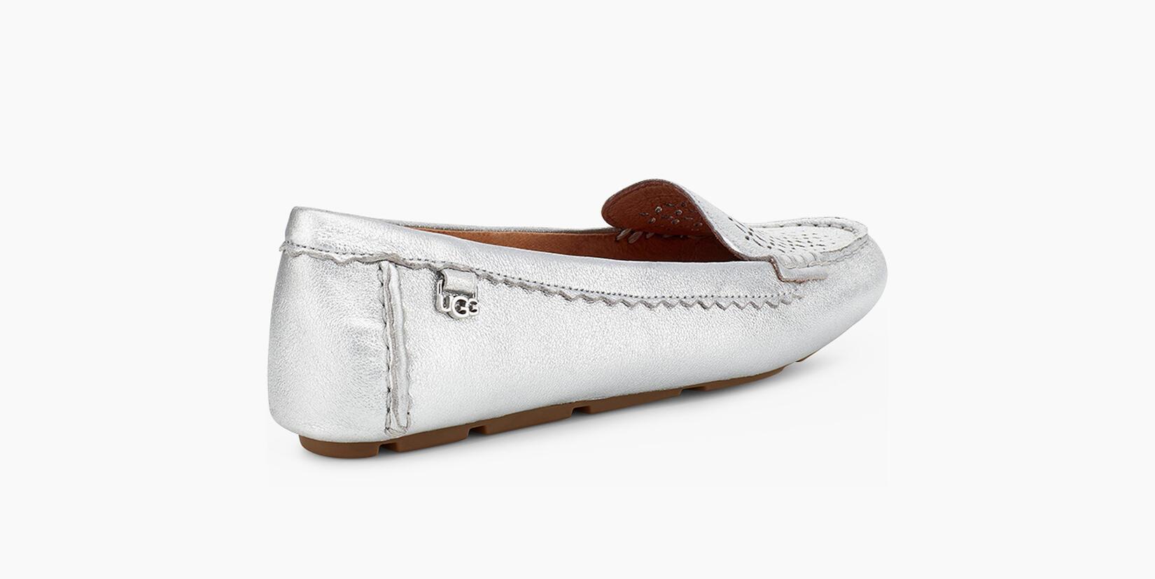 Bev Metallic Loafer