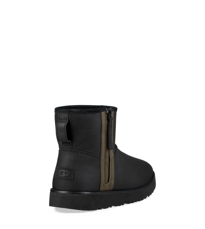 Classic Mini Zip Waterproof Boot