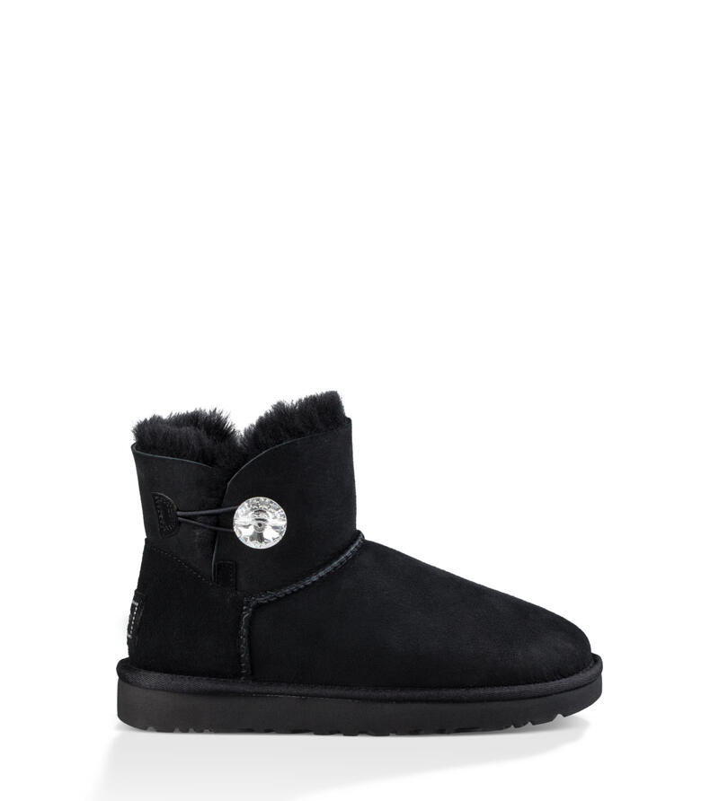 Mini Bailey Button Bling Bottes Classic