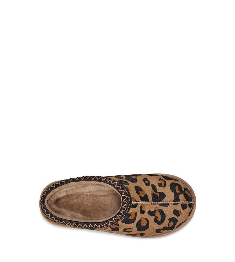 Tasman Leopard Slipper