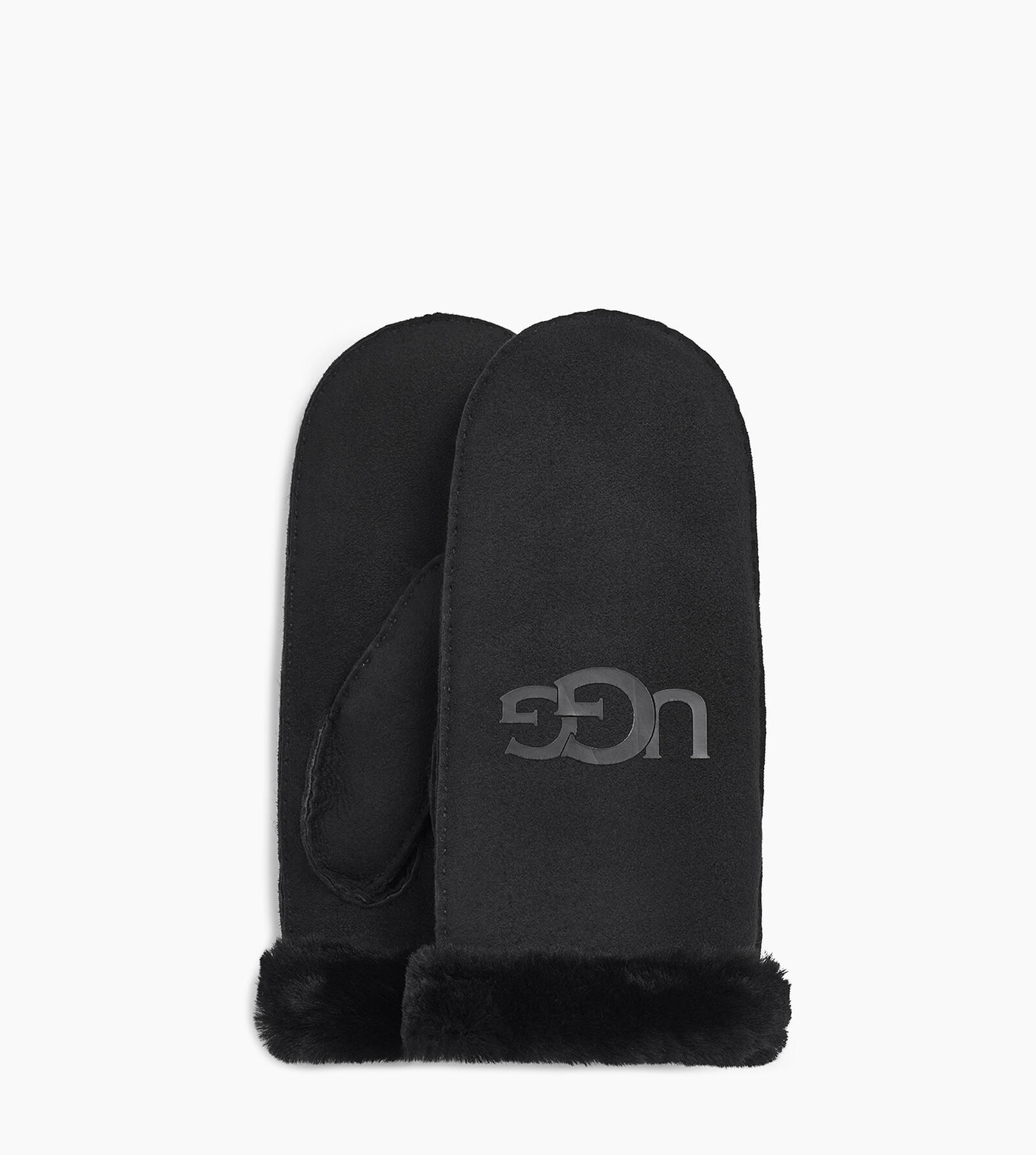 Sheepskin Logo Wanten