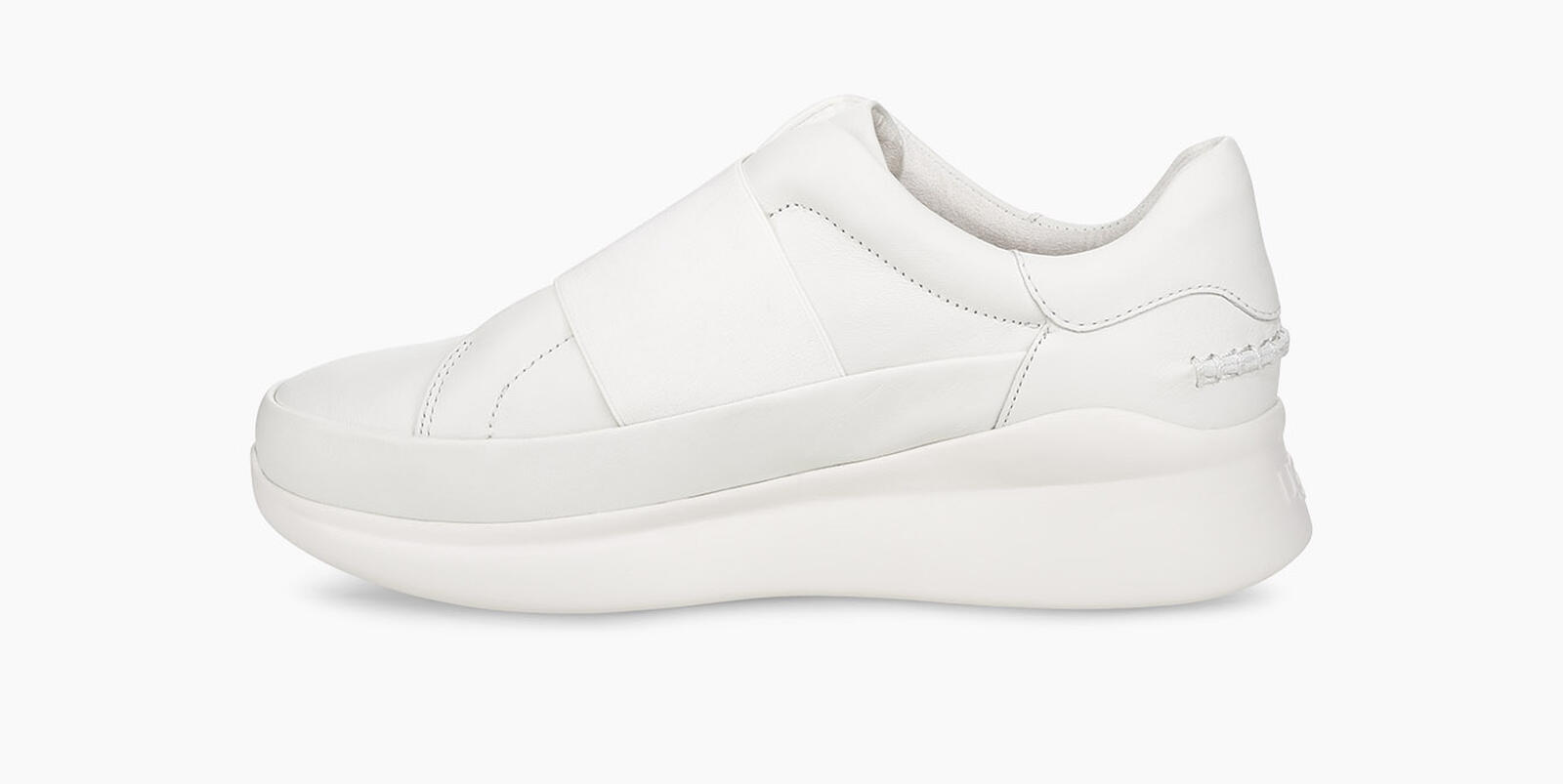 Libu Leather Trainer