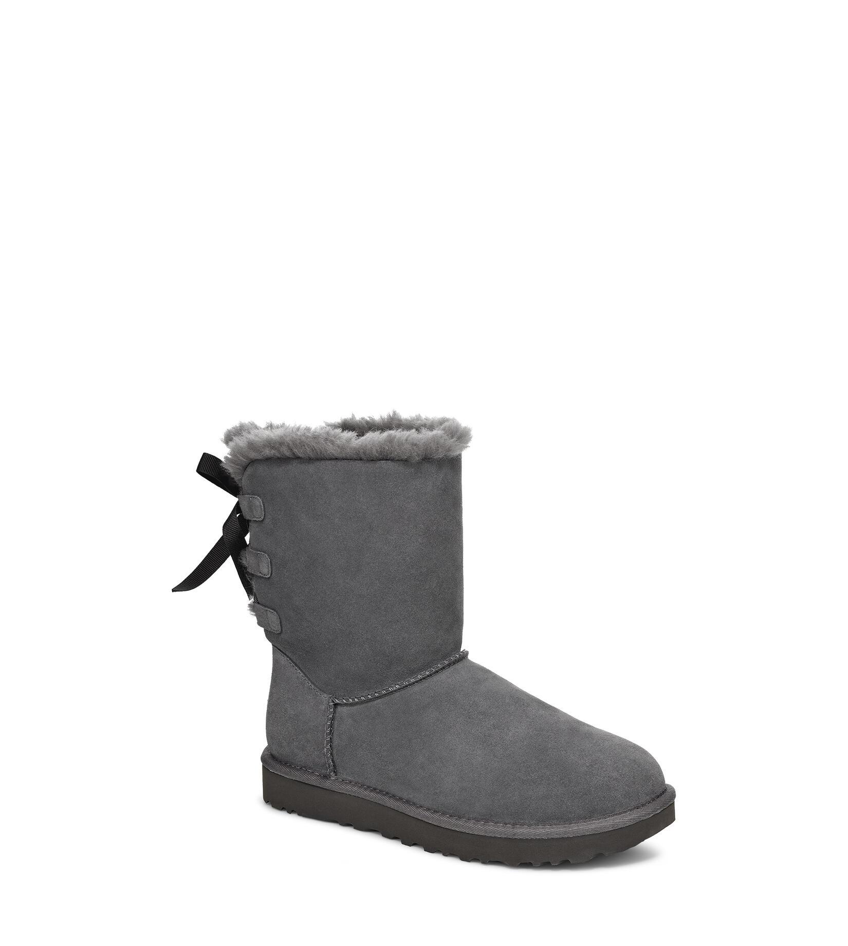 Short Bow Boot