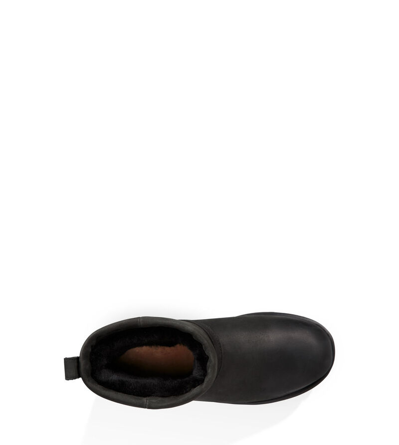 Classic Mini Leather Waterproof Laarzen