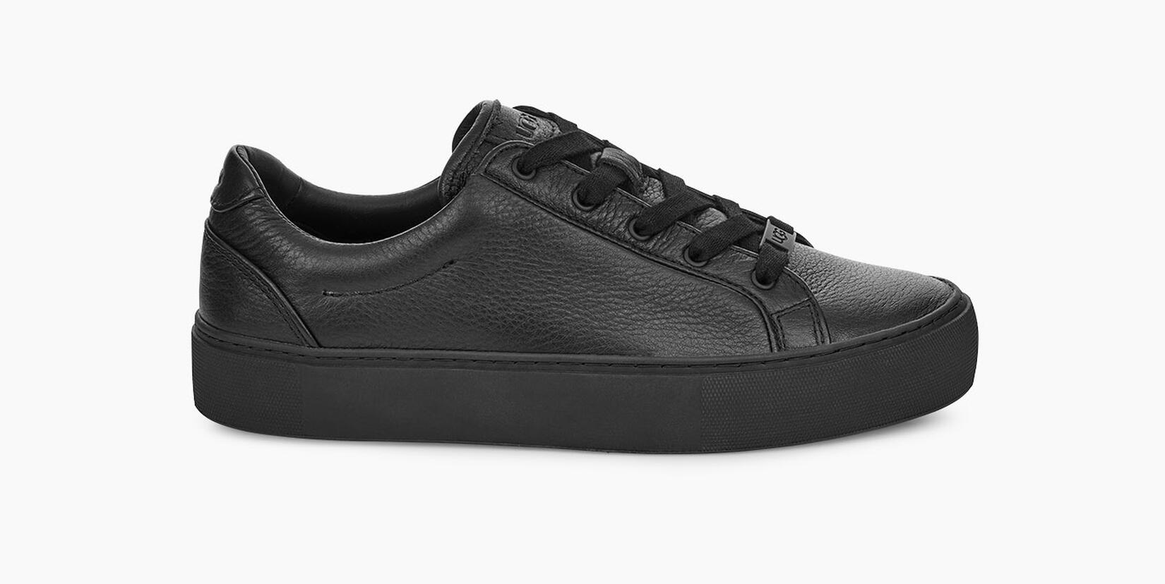 Zilo Leather Trainer