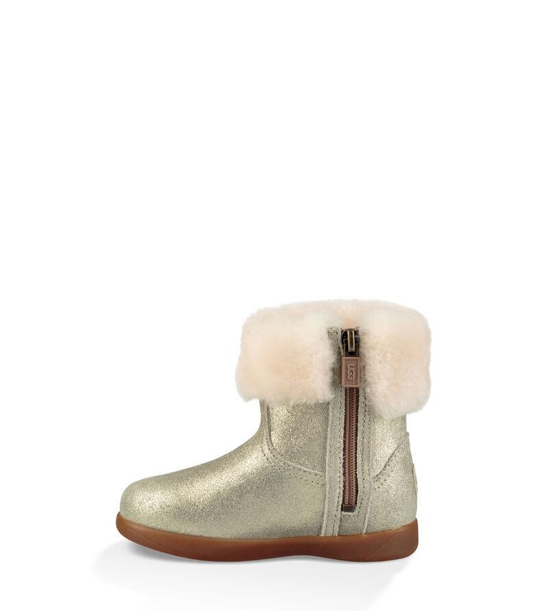 Jorie II Metallic Boot