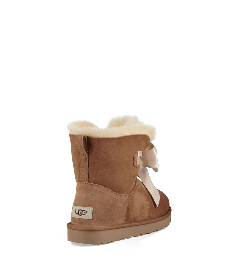 Ugg 174 Gita Bow Mini Boot For Women Ugg 174 Ireland