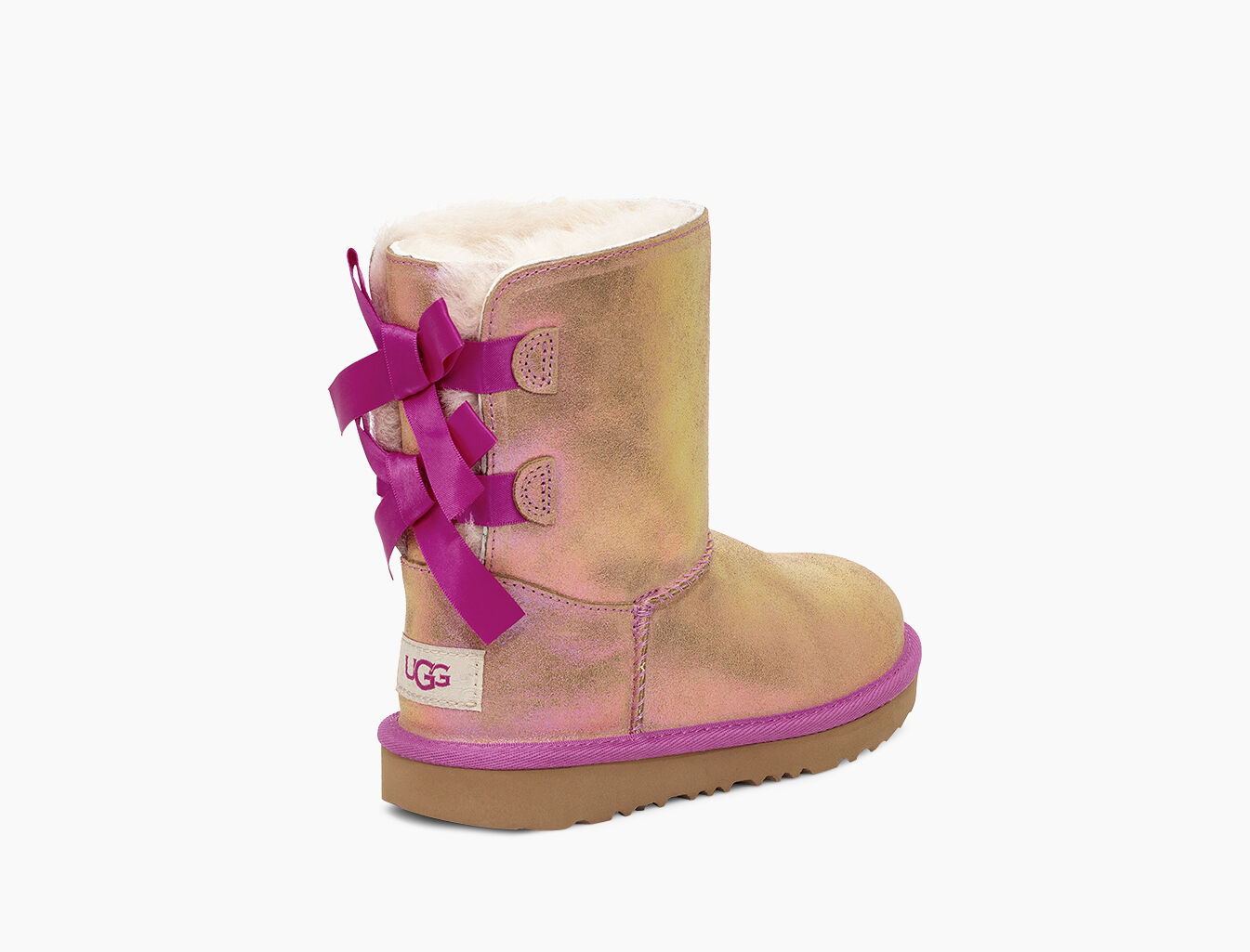UGG® Bailey Bow II Shimmer Boot for