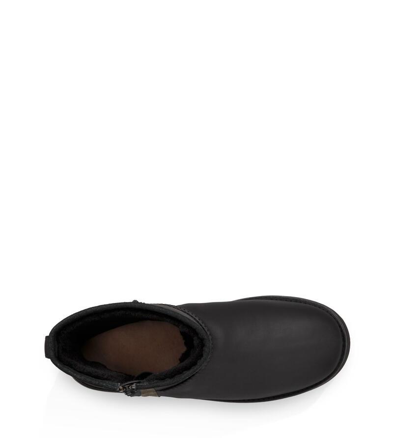 Classic Mini Zip Waterproof Stivali