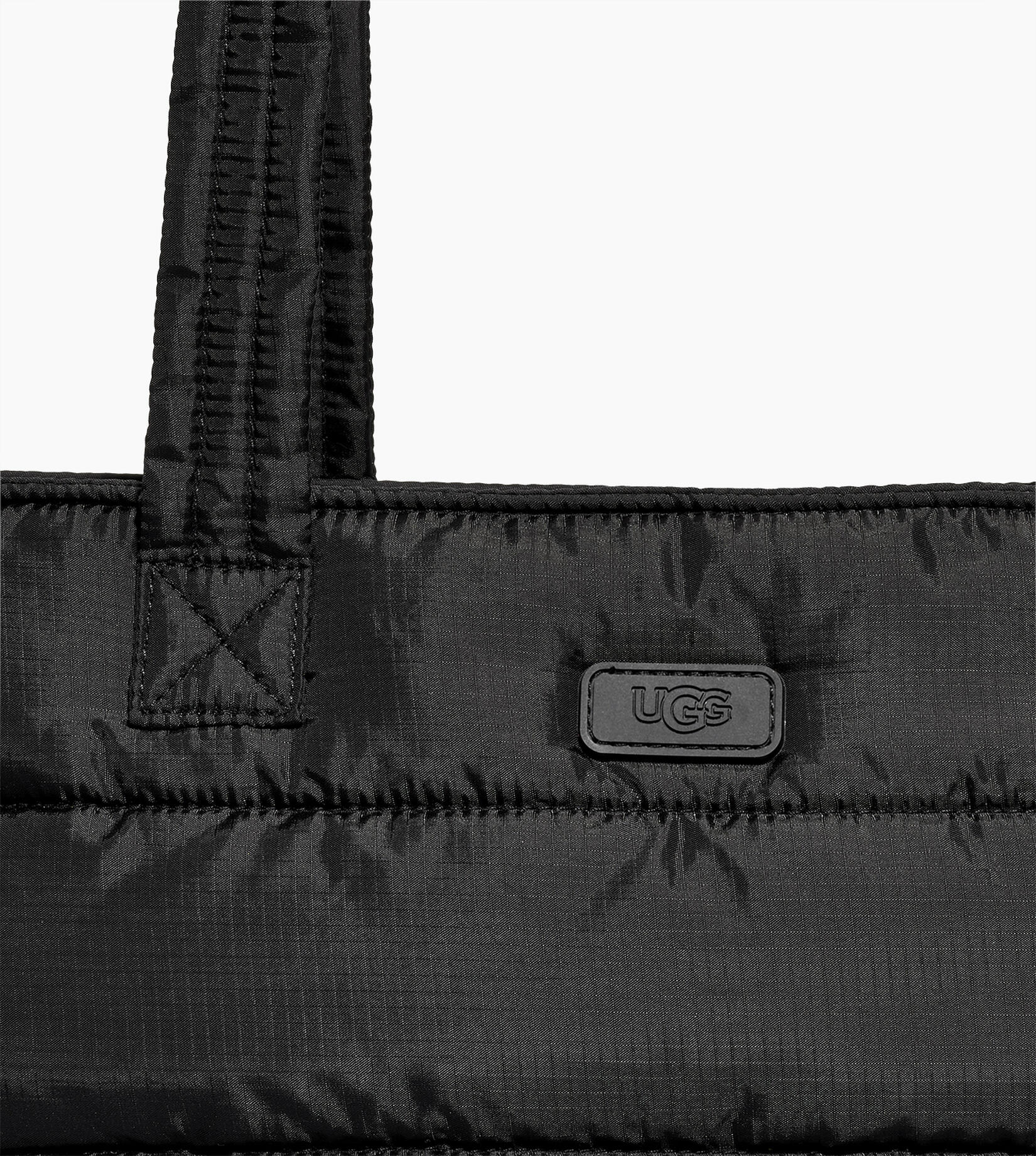 Krystal Puffer Tote Bag