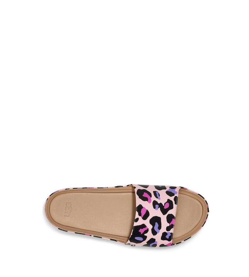 Jane Leopard Slide