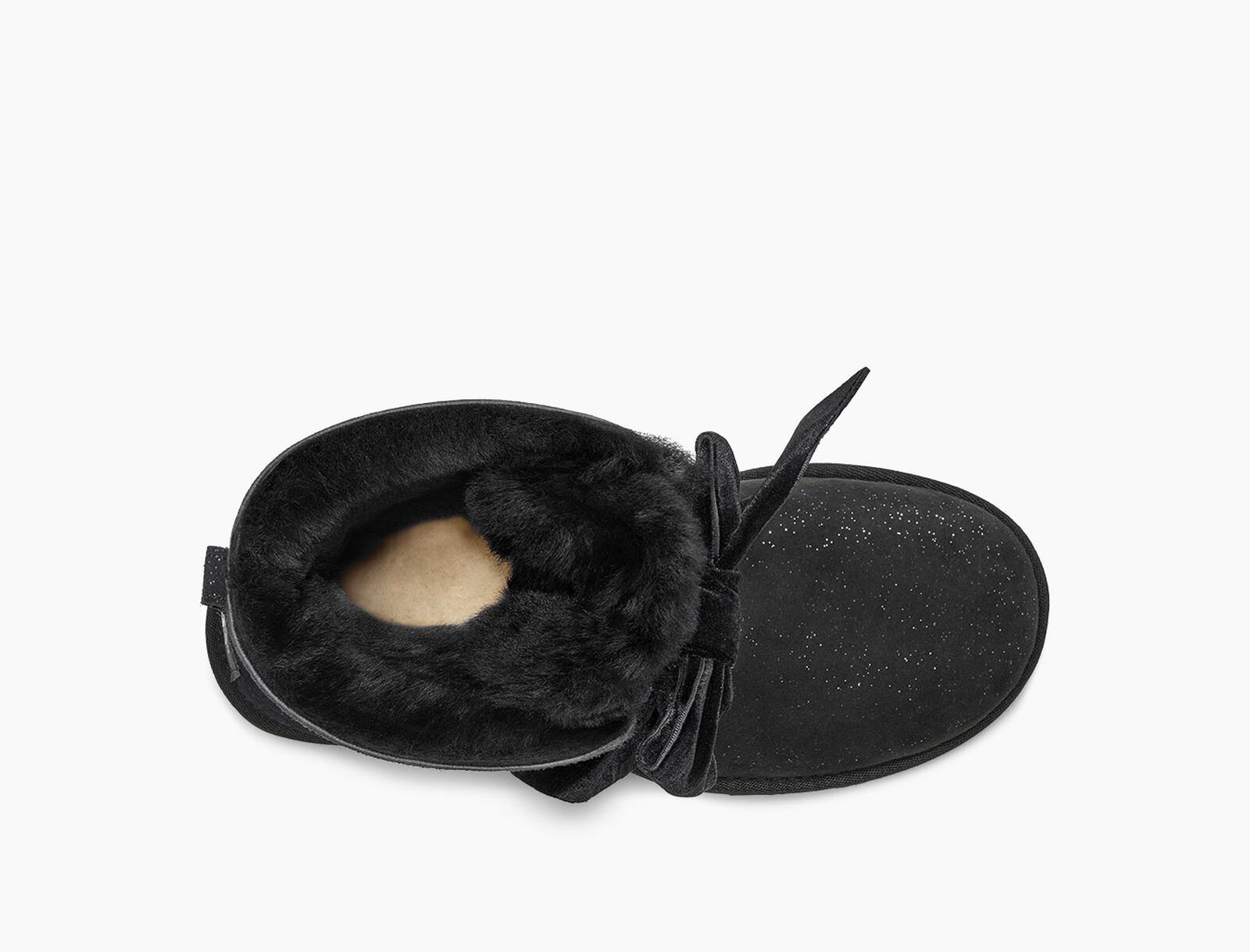 Gita Twinkle Bow Mini Stiefel