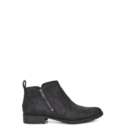 Aureo II Leather Ankle Boot
