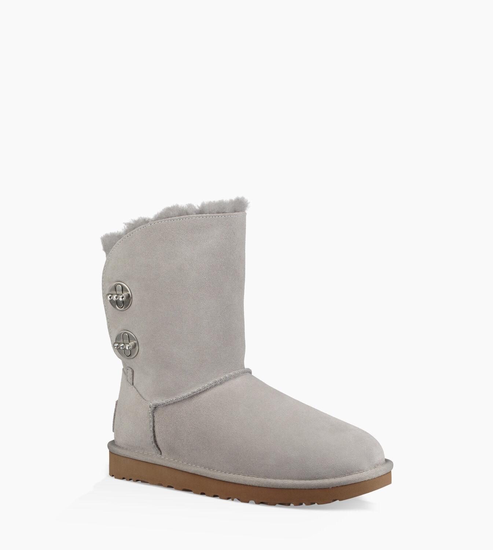 UGG® Short Turnlock Bling Boot for