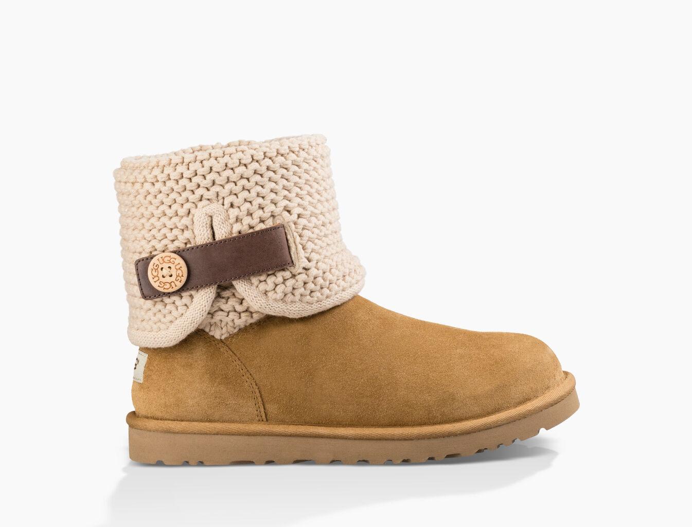 UGG® Shaina Knit Boots for Women   UGG® UK