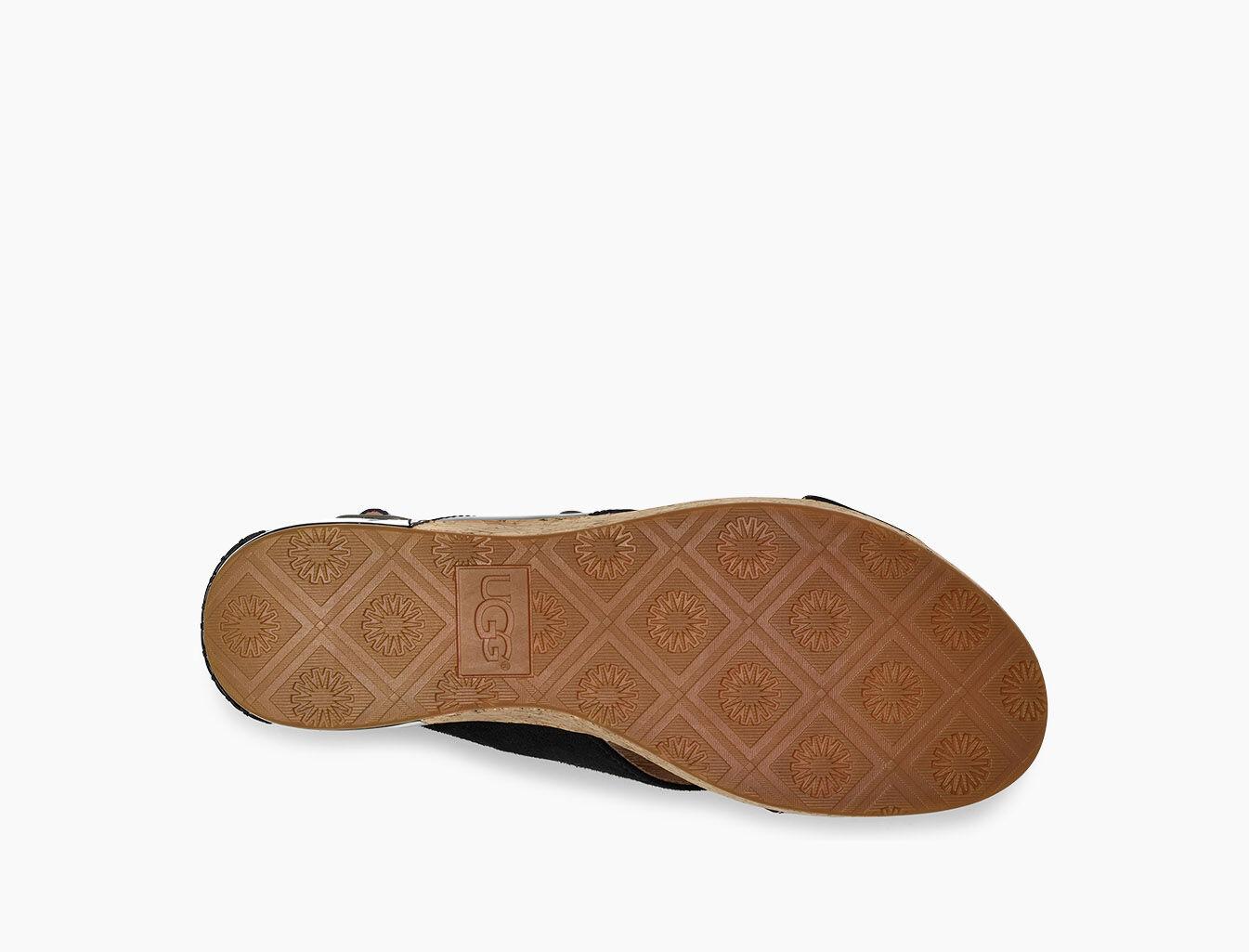Women's Shoshana Patent Platform Sandal