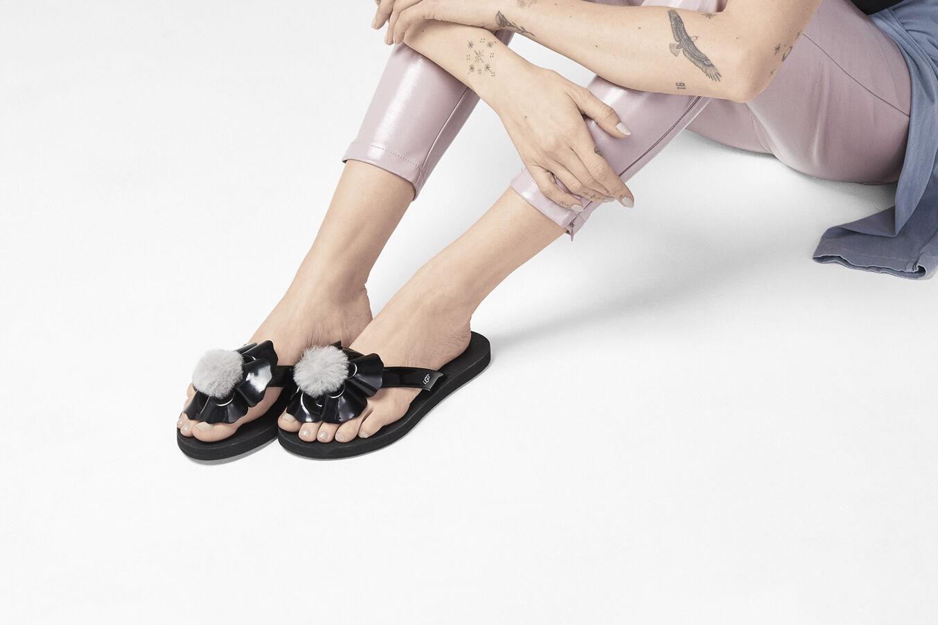 Women's Poppy Flip Flop