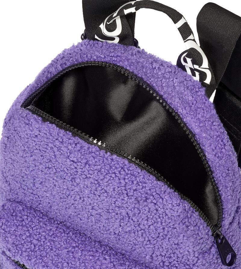 Dannie Mini Faux Fur Rucksack