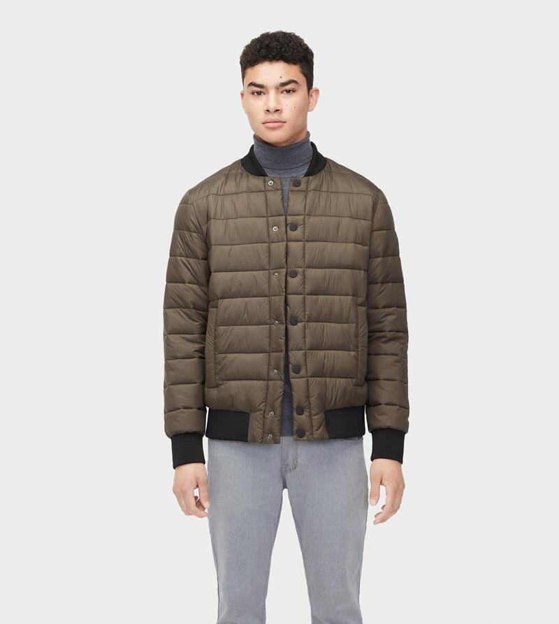 Gavin Bomber Jacket