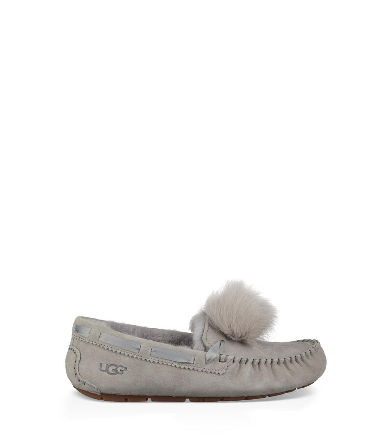 Dakota Pom Pom Slipper