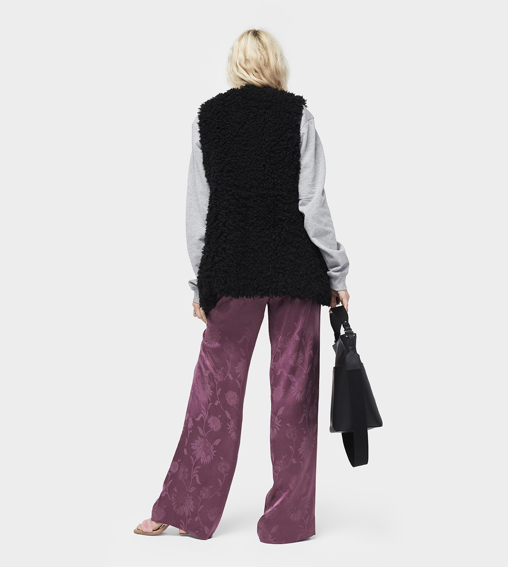 Farrah Faux Fur Vest