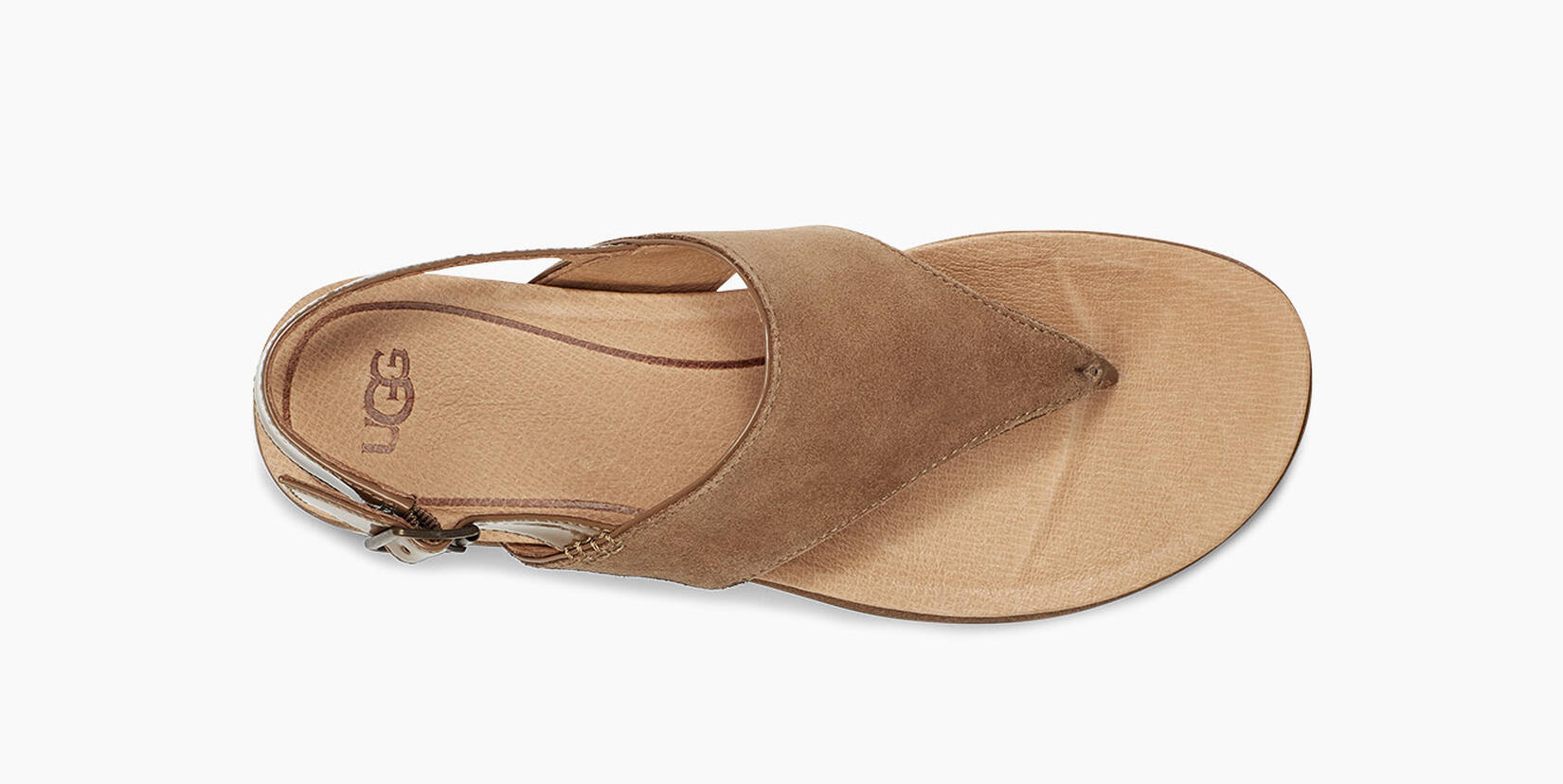 Alessia Suede Sandal