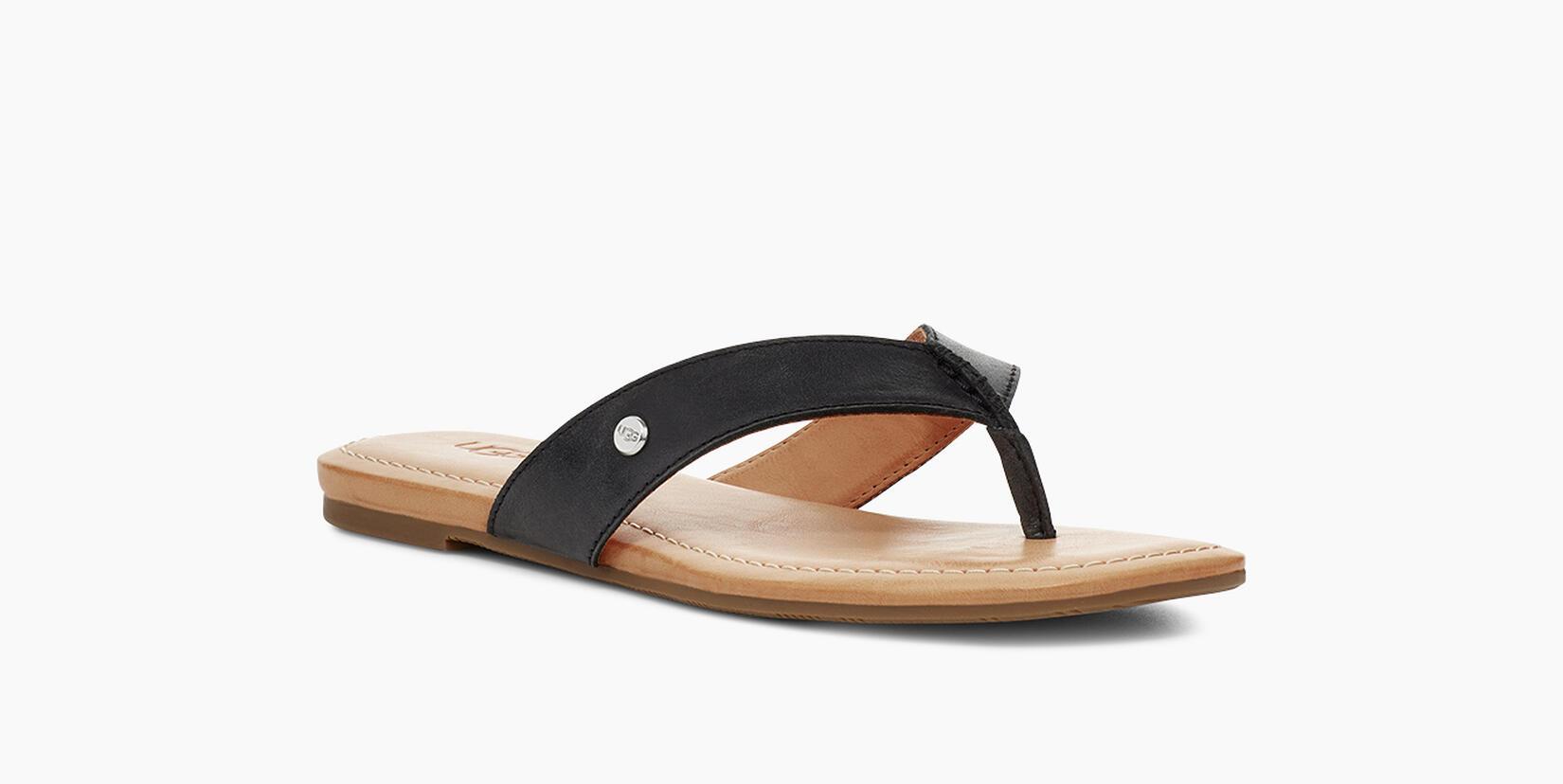Tuolumne Leather Flip Flop