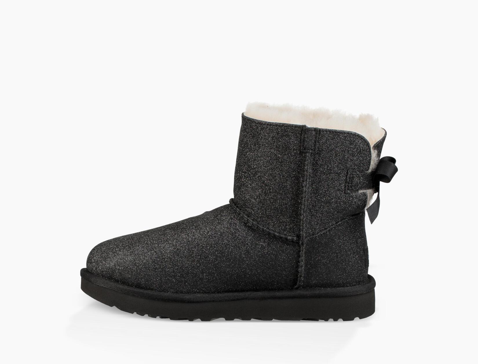 Mini Bailey Bow Sparkle Boot