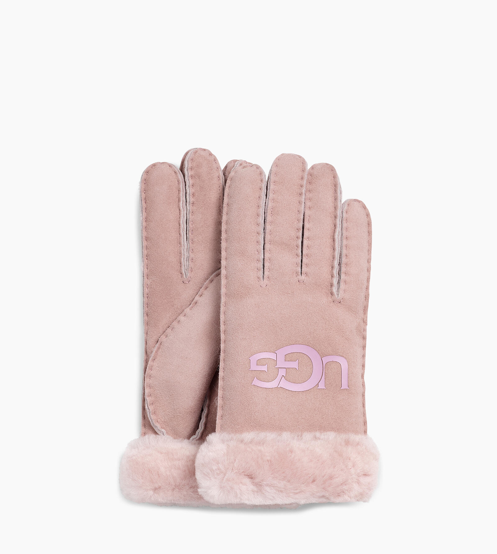 Sheepskin Logo Handschoenen