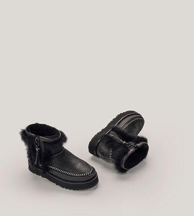 Fluff Punk Boot Classic Boot