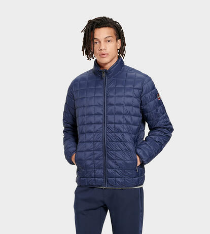 Joel Packable Quilted Jacket
