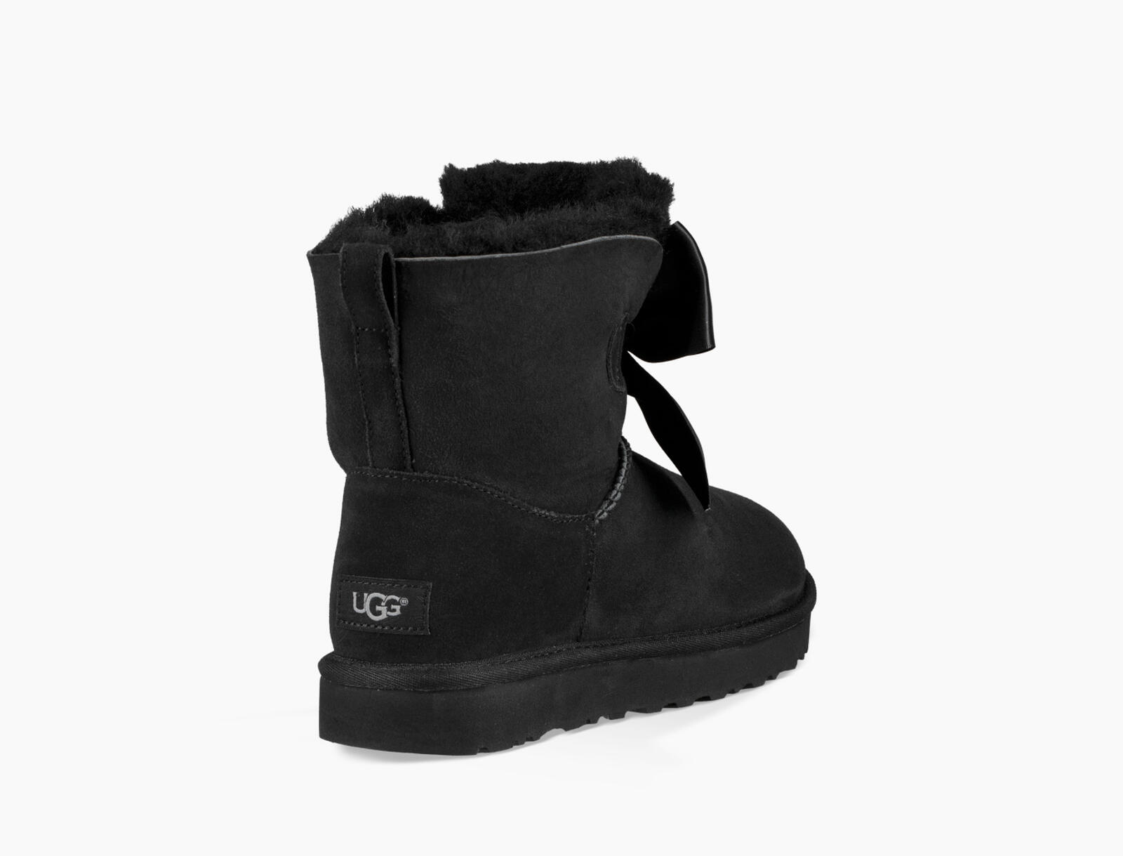 Gita Bow Mini Boot