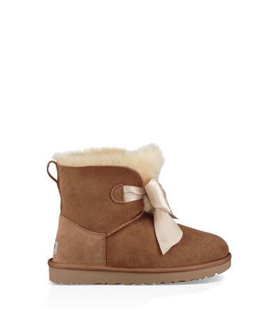 Gita Bow Mini Stivali Classici