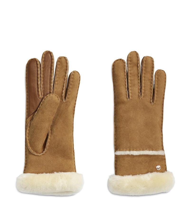 Seamed Tech Handschuhe