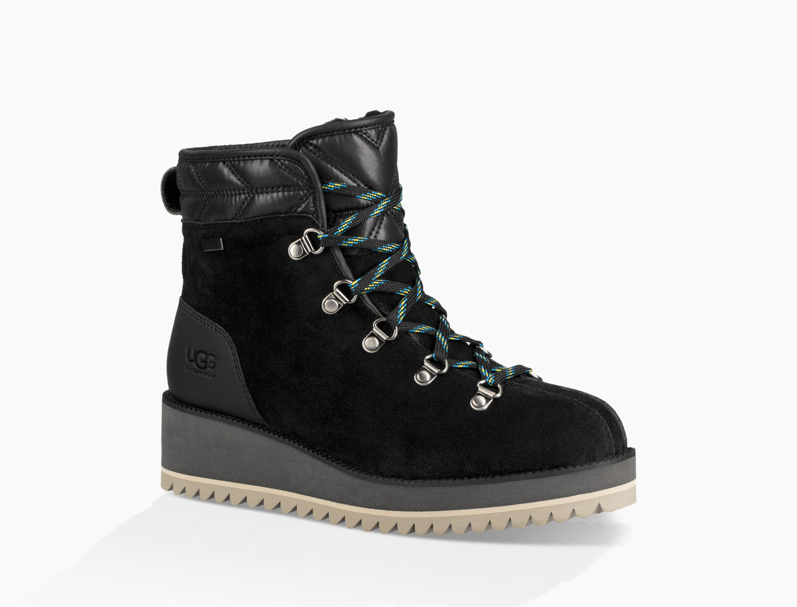 Birch Lace-Up Stivali Invernali