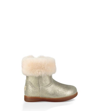 Jorie II Metallic Boot