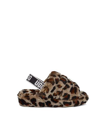 Fluff Yeah Leopard Slide