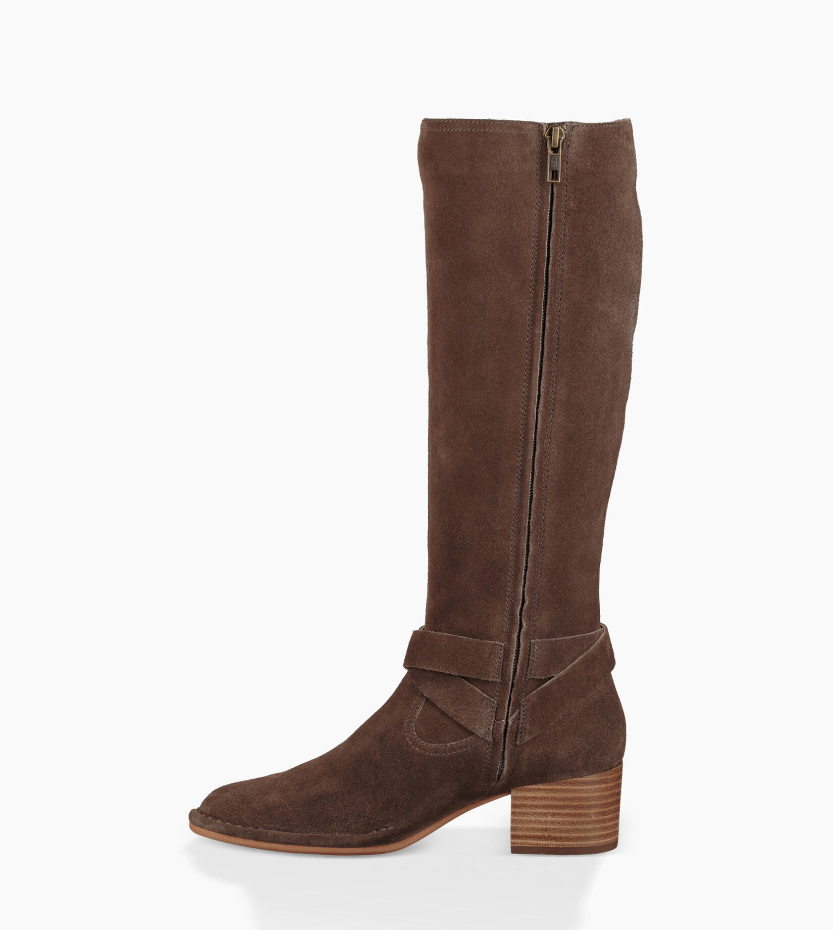 Bandara Suede Tall Boot