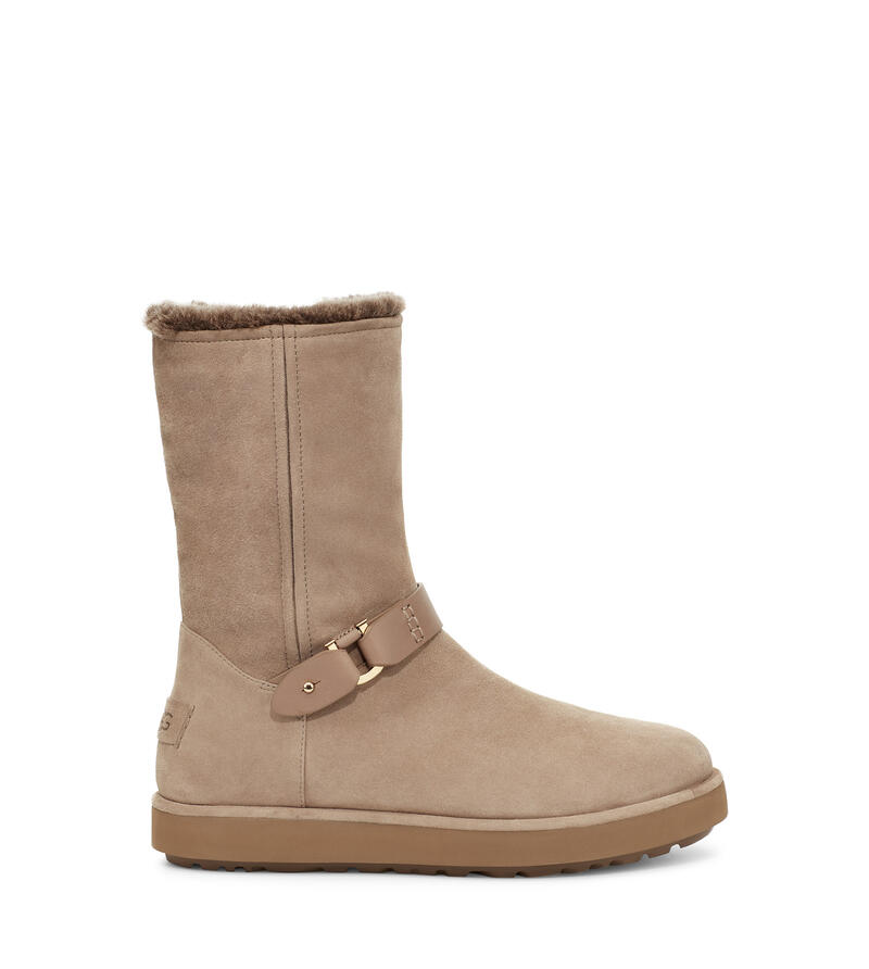 Classic Berge Short Suede Boot