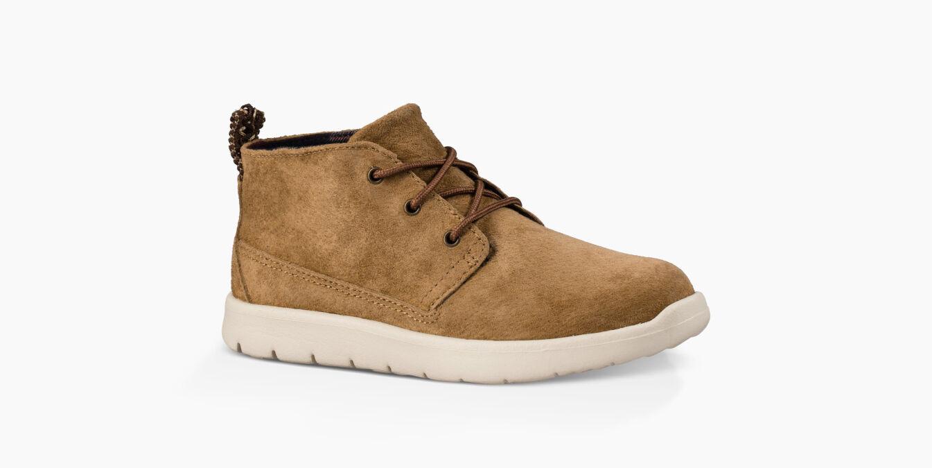 UGG® Canoe Suede Shoes for Kids   UGG