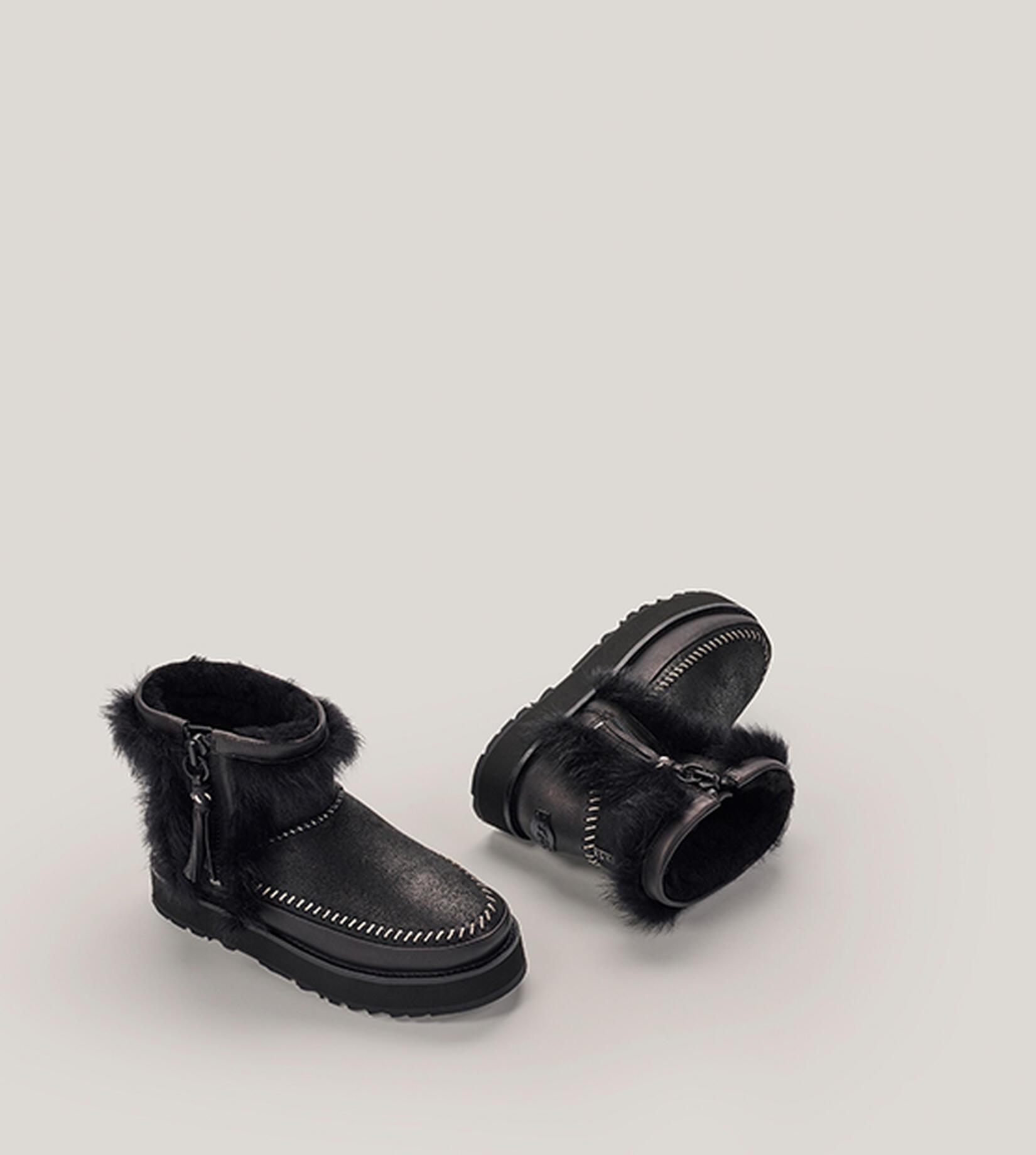 Fluff Punk Classic Boot
