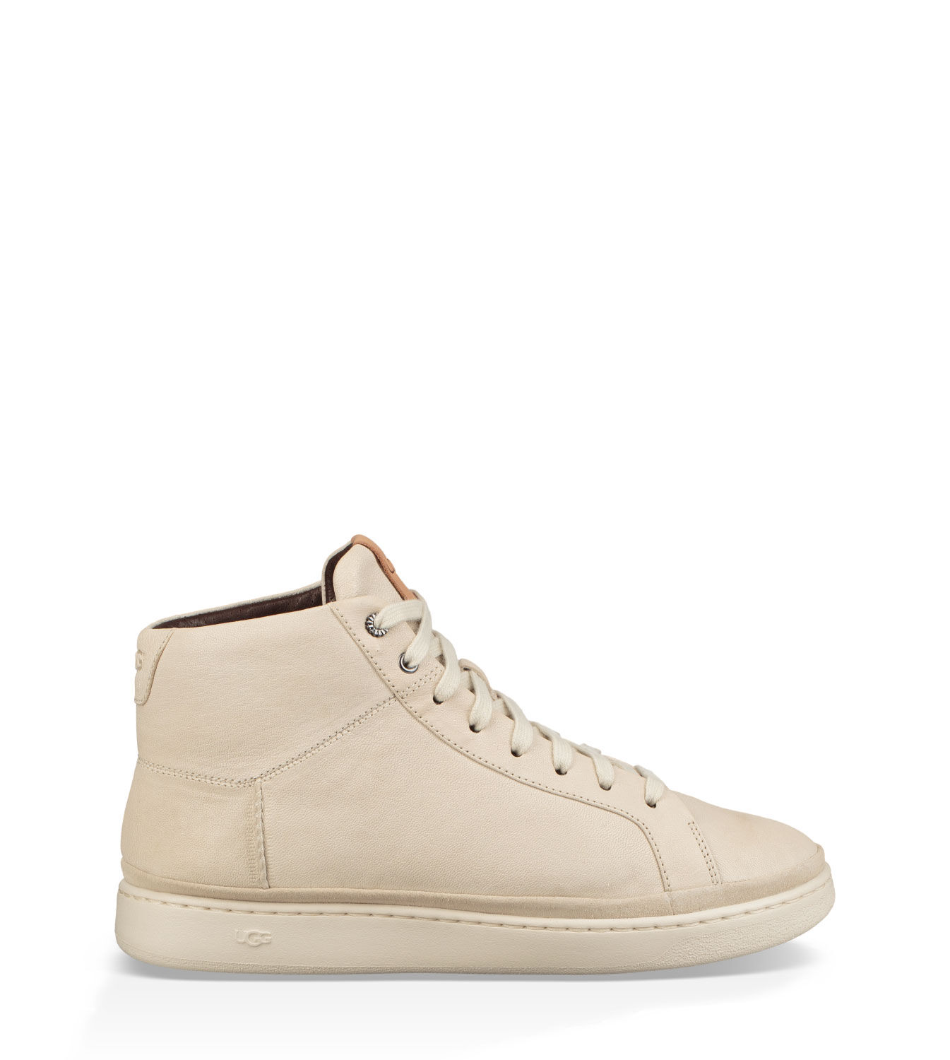 UGG® Cali Leather High-Top Trainer for