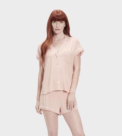 Amelia Knit Pyjama Set