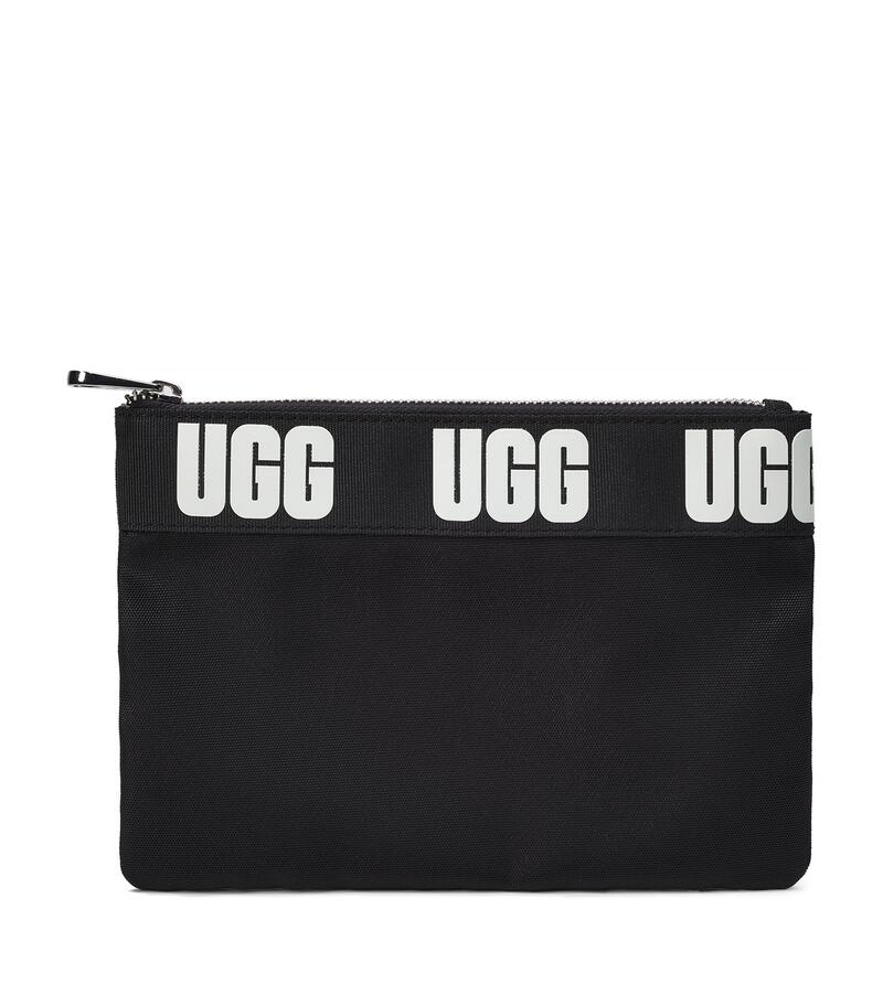 Medium Zip Pouch Sport Clutch