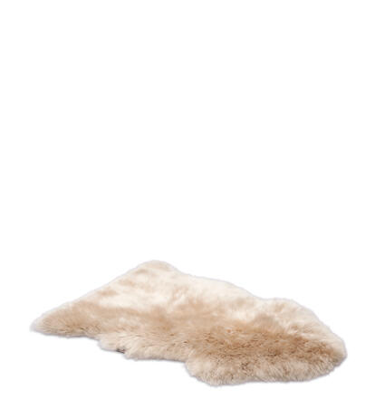 Sheepskin Area Rug Single