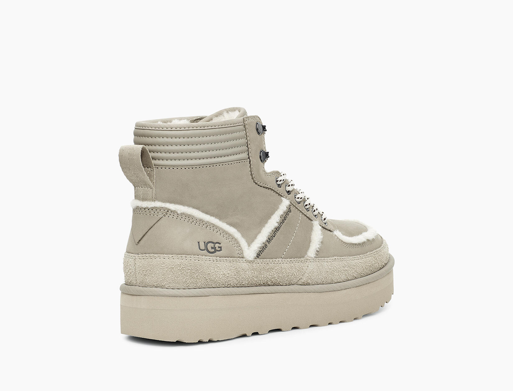 White Mountaineering Mid Boot