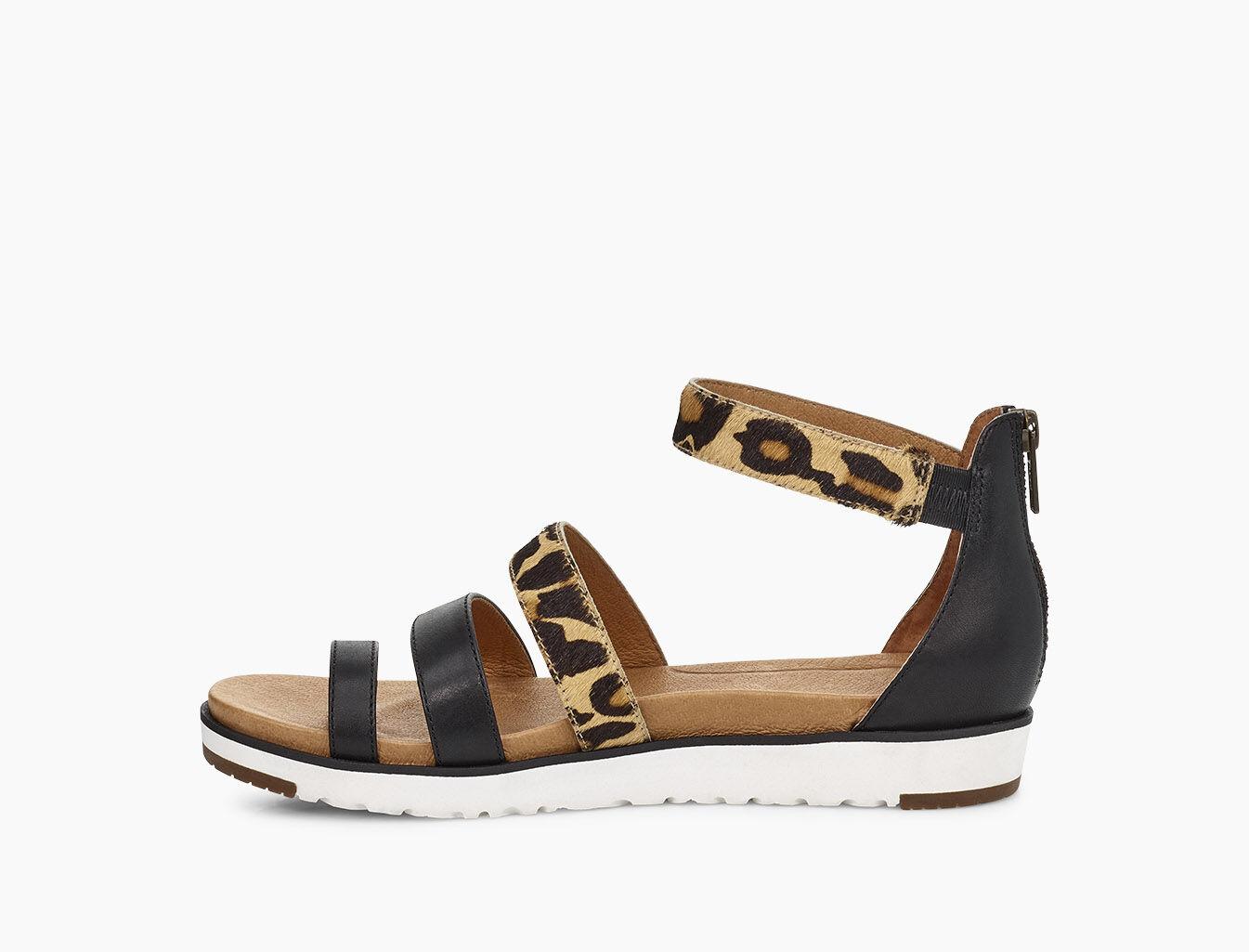 UGG® Mina Leopard Sandal for Women