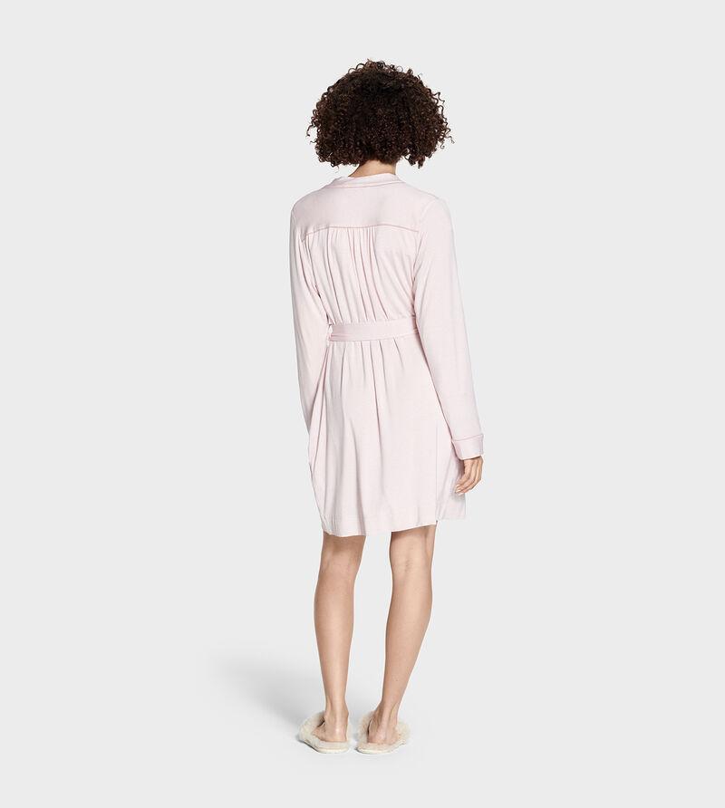 Aldridge Mini Stripe Dressing Gown